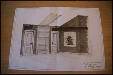 Schets Peer | Aavi Interieurbouw Nuenen