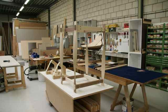 Werkplaats AAVI Meubel- & Interieurbouw